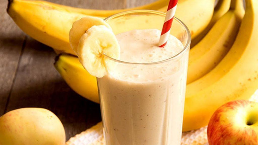 banana juice recipes