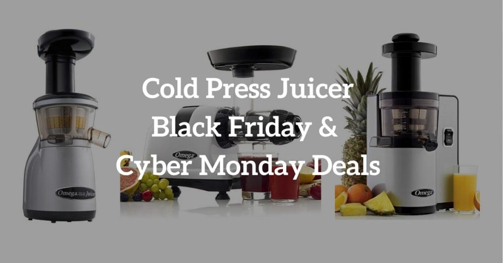 cold-press-juicer-black-friday