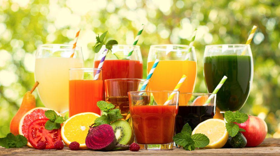 sugar free juice