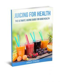 Juicing For Health ebook 3D