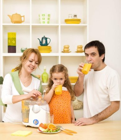 juicing-family